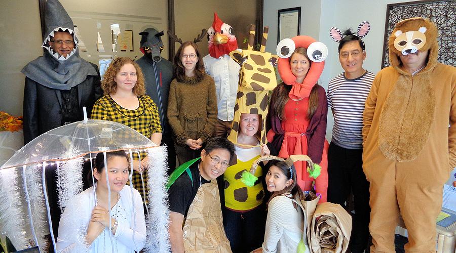 2016 Company Halloween