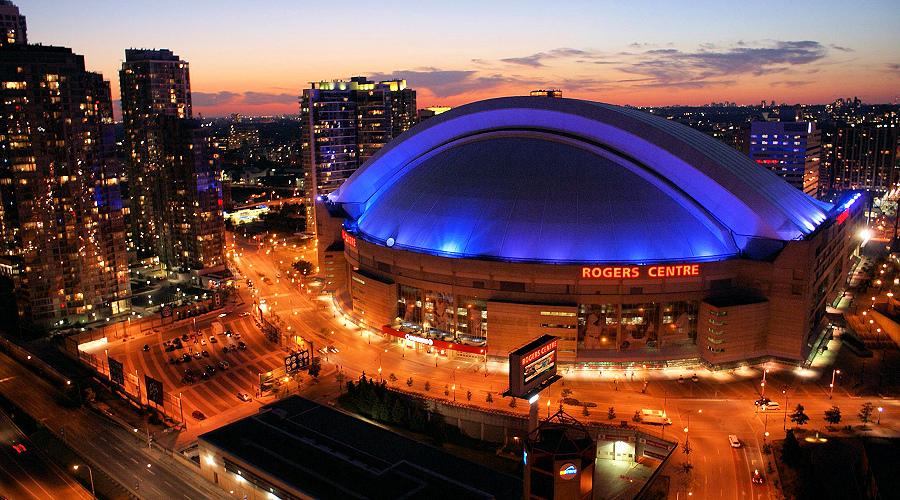 2016 Client Appreciation Event - Blue Jays Game